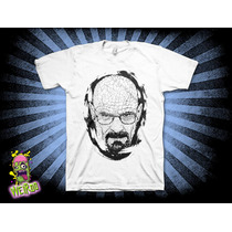 Playeras The Big Bang Theory Heisenberg Beetlejuice Zombies