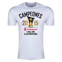 Playera America Campeón Concacaf 2015