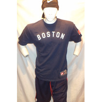 Playera Boston Red Sox Nike Cooperstown Collect!! Talla L!!!