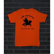 Freaky Shirts Presenta: Playeras Percy Jackson Half-boold
