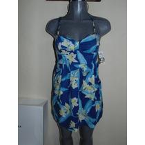 Vestidos Hollister Co. T-s Floral Nuevo Orig. Shorts,faldas