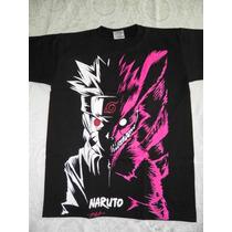 Playeras De Anime Naruto One Pice Fary Taill