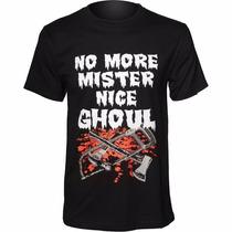 Playera Kreepsville 666 No More Mr Nice Ghoul Zombie Horror