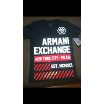 Lote De 6 Playeras Armani Exchange