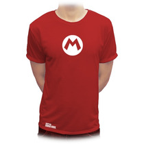 Super Mario Bros / Playeras Y Blusas /