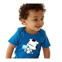 Playera Camiseta Para Bebe, Cowco 100% Calidad