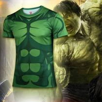 The Incredible Hulk Heroes Polyester Dryfit Tarda 4-5 Sem