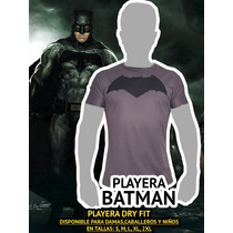 Playera Batman Super Heroes