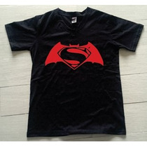 Playera Batman V Superman