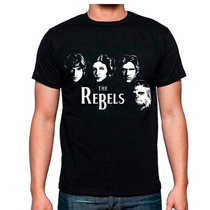 Playera Star Wars The Rebels Beatles Logo Catalogo Mayoreo