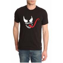 Playera Venom Super Heroes Superheroes Spiderman Promo 4 X 5