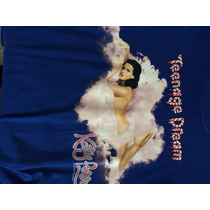 Playera Oficial Katy Perry California Dreams Tour Mexico