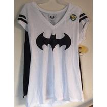 Playera Batman Dama (batgirl) Original Importada.
