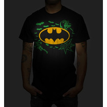 Playera Dc Comics & King Monster Batman En Vandalosk8