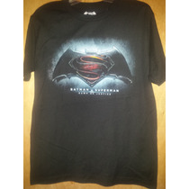 Playera Batman Vs Superman Original Importada