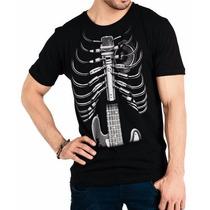 Playeras Esqueletos Promocion Cada 4 Regalo Una