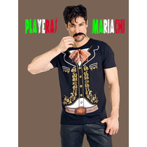 Playeras De Charro Mexicano Independencia