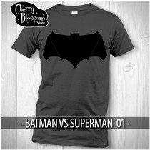Playeras Superheroes Batman Vs Superman Suicide Squad Marvel