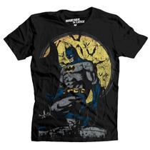 Playera Batman El Caballero De La Noche De Mascara De Latex