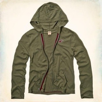 Sudadera Hollister County Line Hooded T-shirt Light