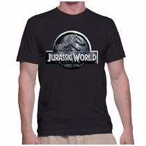 Playeras Jurassic World Jurassic Park En Serigrafia