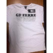 Gff Playera Stretch Gian Franco Ferre