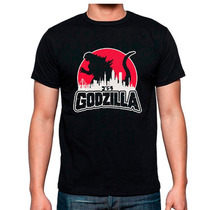 Playera Godzilla Japan Monster