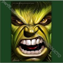 Playera Hulk Angry Face Comic Playeras Avengers Dwvc