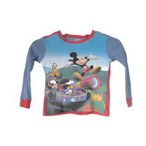 Playera Mickey Mouse Disney 100% Algodón