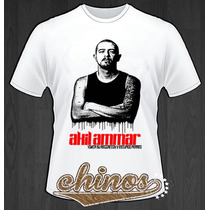 Playera Akil Ammar, Rap Hip Hop Anti Reggaeton Chinos