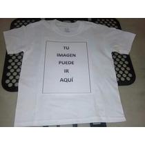 Camisas Personalizas Por Medio De Transfer