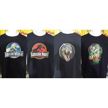 Playera Jurassic World Jurassic Park Varios Modelos