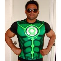 Playera Super Heroes Marvel Tallas Estampado Plastificado