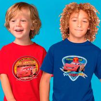 Playeras Cars Para Tu Fiesta Infantil Al Mejor Precio!