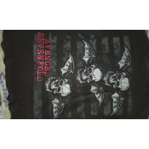 Playera Avenged Sevenfold Original