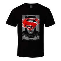 Playera Batman V Superman Dawn Of Justice Original Importada