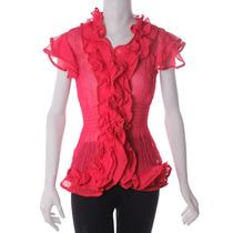 Blusa Roja Daniel