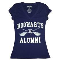 Playera Harry Potter Hogwarts Alumni Original Importada