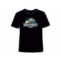 Playera Jurassic Park Jurassic World Varios Modelos
