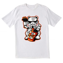 Camisetas De Star Wars Minions Hero Diseño Divertido