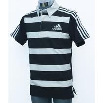 Playera Adidas De Algodón Climalite Para Hombre