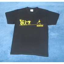 Playera Camiseta The Walking Dead Johnny Walker Keep Walking