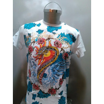 Playera Christian Audigier (ed Hardy)