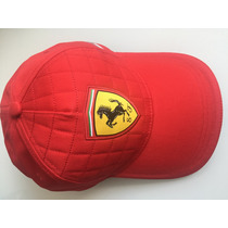 F1 Gorra Scuderia Ferrari Official Licensed Product