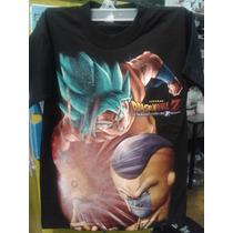 Playera Anime Niño De Goku La Resurreccion De Freezer