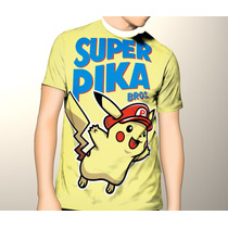 Pokemon,pikachu,anime,camisetas Personalizadas,nintendo