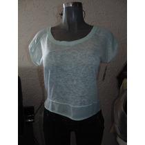 Blusas Hollister Co. T-m Con Lentejuela Tipo Sweaters,jeans