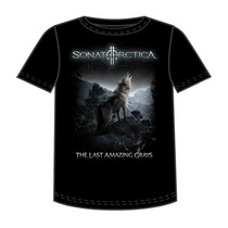 Sonata Arctica Playera Camiseta Importada Extragrande Edguy