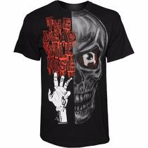 Playera Kreepsville 666 The Dead Will Rise Zombie Horror