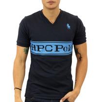 Playera Hpc Polo 3034
